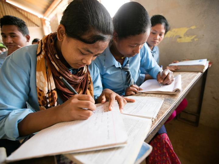 Digitale Bildung für Nepal