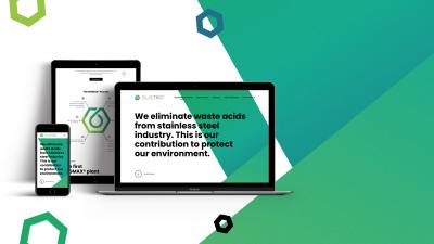 Website Redesign - Sustec GmbH