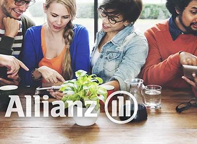 Allianz Elementar Versicherungs-AG - Integrating a feedback form on their website.