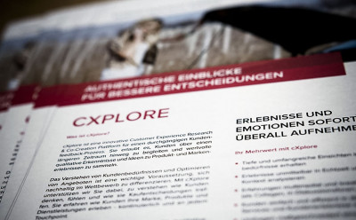 cXplore - Ihr Research & Co-Creation Tool für Customer Experience Projekte