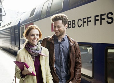 """SWISS FEDERAL RAILWAYS - How do customers perceive and experience the slogan """"at home on the move""""?"""