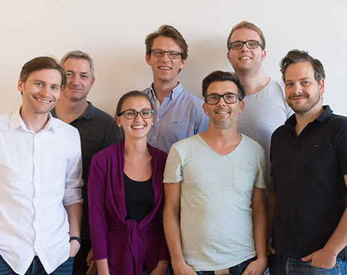 More about us - team und culture